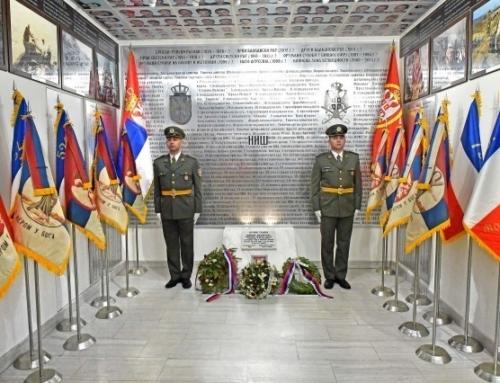 Vojska Srbije se zahvalila Muzeju Ponišavlja Pirot