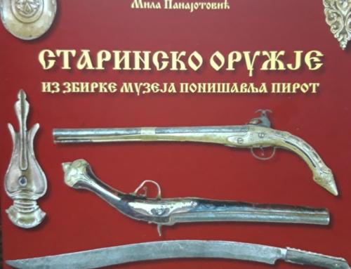 """Izložba """"Starinsko oružje"""" u Muzeju Ponišavlja"""
