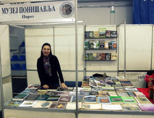 Izdanja Muzeja Ponišavlja na jubilarnom XX Salonu knjige i grafike u Pirotu