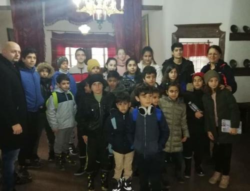 Deca imigranti posetili Muzej Ponišavlja