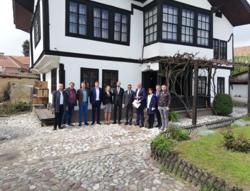 Ambasador Češke u poseti Muzeju Ponišavlja