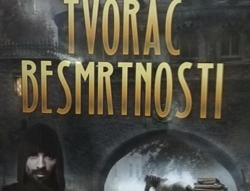 """Promocija knjige """"Tvorac besmrtnosti"""" Milana Panića u Momčilovom gradu"""