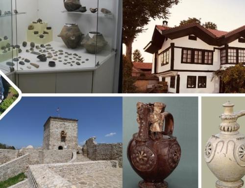 Besplatan promo materijal na tri jezika za sve posetioce u Muzeju Ponišavlja