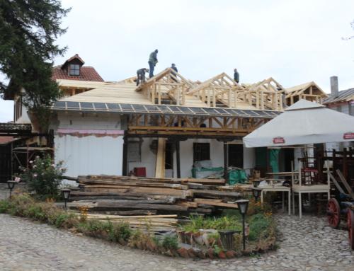 Građevinski radovi u punom jeku! (FOTO)