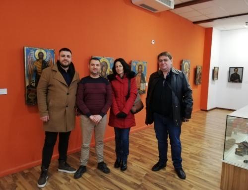 Muzej Ponišavlja na premijeri filma o Nikoli Obrazopisovu – ikonopiscu iz Samokova koji je živeo i stvarao u Pirotu