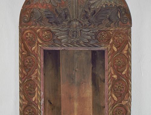 ИЗ РИЗНИЦЕ МУЗЕЈА ПОНИШАВЉА: Кућни иконостаси – симболи хришћанства у пиротском крају