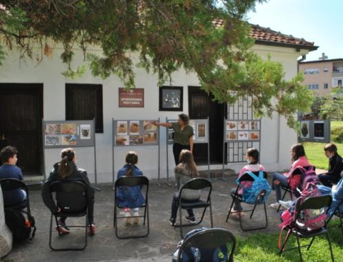 Археолошка радионица у Музеју Понишавља